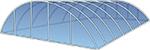 ikona zastřešení bazénu Vegas Almipa Plus