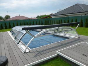 Zastřešení bazénu Relax, Malacky