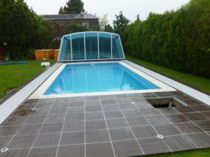 Vysoké zastřešení bazénu Gold