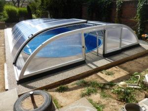 Zastřešení bazénu Relax
