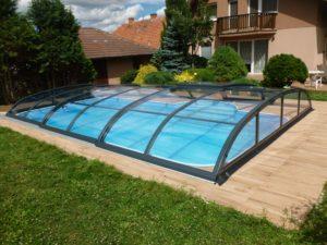 Zastřešení bazénu Relax, Žádovice